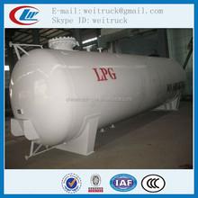 high performance chengli wei 120m3 lpg storage tanker for sale