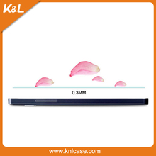 high quality safety window film tempered glass screen protector for samsung A5 high quality