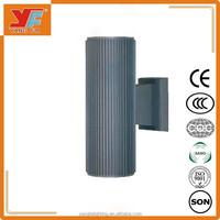 Top popular high quality external wall light/led outdoor wall light/up and down wall light led