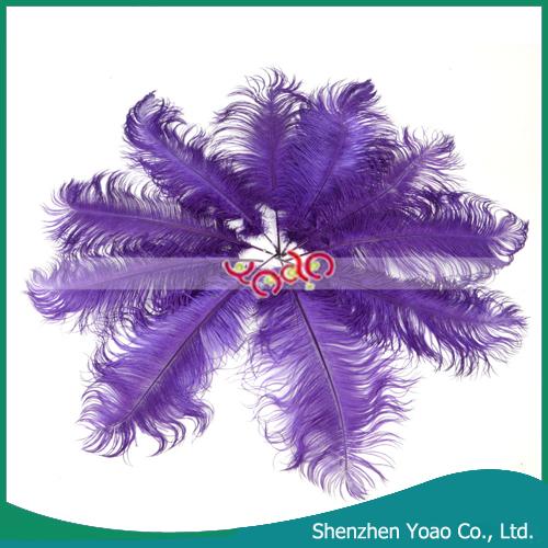 Piume di struzzo sintetiche