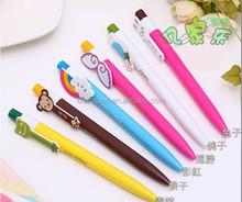personalised logo pen, customs 3d ball pens