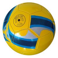 Custom machine stitched PVC mini promotional football soccer ball