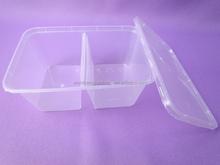 Disposable Plastic Food Grade Sushi/rice Packaging Box