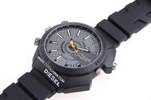 2013 New Arrival Spy Watch Camera With Waterproof & Night Vision Function ADK-W138C