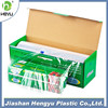 Perforation PE cling film for food
