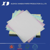 2014 top quality designer a4 continuous computer 241*279printing paper