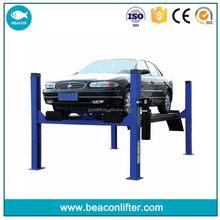 Best quality stylish launch tlt440w wheel alignment 4 post car lift