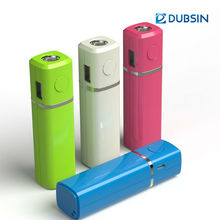 Real Capacity 1*18650 Li-ion Battery Included Best 2600mah Power Bank for Mobile Phones