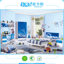 Fasionable exotic kids bedroom furniture 8332#