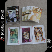 plastic playing card,paper playing card,playing card table