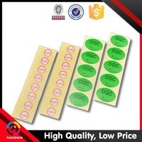 Embroidery Design Custom Logo Packaging Socks Label Printing