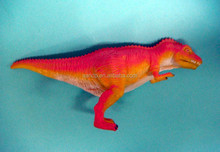 Pvc 16 CM dinossauro de brinquedo ASST