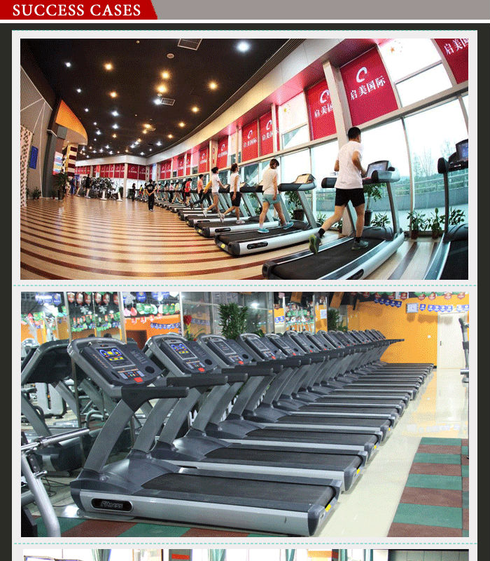 professional treadmill in gym/commercial use treadmill