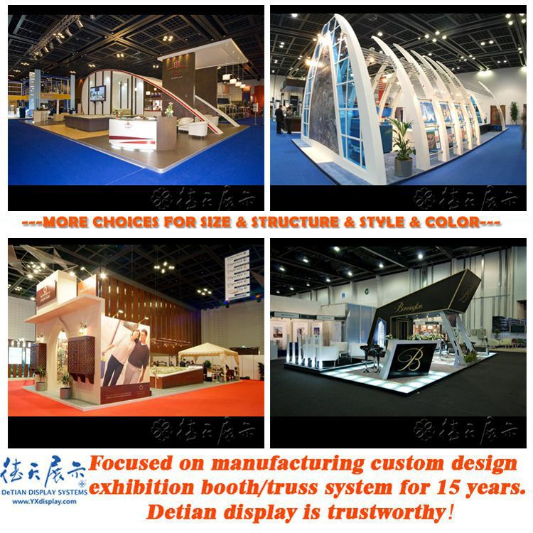 Exhibition Booth Panel Size : Black panel background wall exhibition booth standcustom