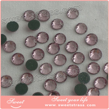 Wholesale rhinestone import 5mm green accessories for making purses