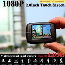 Customized unique 720p action shot camera