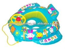 Inflatable airplane toys lovely baby rider 2014