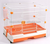 Pet cage , dog cage , stainless steel dog cage