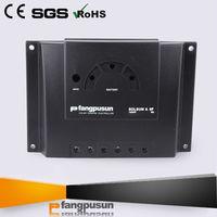 Factory price 12v 24v solar controller / solar panel voltage regulator