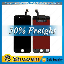 well tested 100% replacement back cover for iphone6,replacement digitizer lcd touch screen for iphone 6 lcd assembly