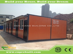 Field-Installed New Designed Nice Container House