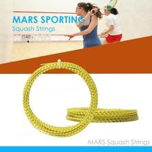 Micro Gauge cut the ball 1.15mm Nylon Multifilament for Squash racket Squash strings