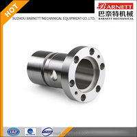 High polished contact machining processing
