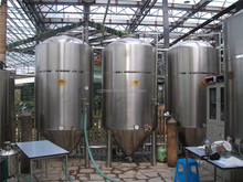 CG-300L copper mini craft Beer brewery equipment