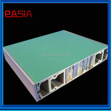 Aluminum Honeycomb Panel with RHS (Rectangular Hollow Section)
