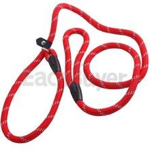 1.2m Nylon braided Adjustable Loop Slip Rope Lead Dog