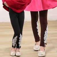 Winter Children's Boutique Baby Toddler Girls Pants Leggings 95% Cotton 5% Spandex