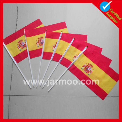 Cheap polyester south africa hand flag - SURECOPY.info