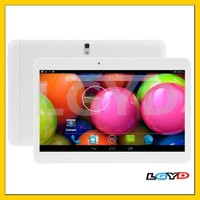 D101 8GB 10.1 Inch LCD Screen Android 4.2 MTK6572 Dual Core 1.2GHz 3G Phone Call Tablet PC, RAM: 1GB, Dual SIM(White)