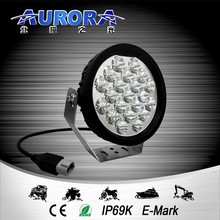 IP69K waterproof 5inch 63w led round light rc off road jeep