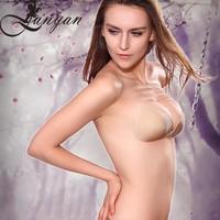 2014 Women hot sexy nude silicone bra sexy women bra (8037)