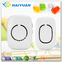 Family 300 meters distance 12v dc wireless doorbell
