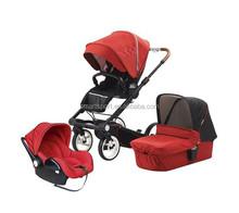 Luxury travel system baby stroller