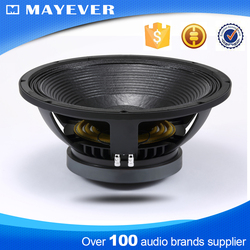 15TBX300 10mm/4inch coil 600w good price high quality 15 inch big bass subwoofer speakers for sale
