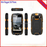 Jeep V10 2.4 inch Touch Screen Best Waterproof Outdoor Mini Rugged Cell Phone