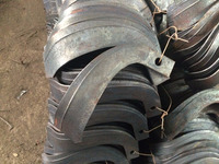 Tractor wheel hayrake 8 wheel hay rakes farm,Colter regulating lever,plough point for agricultural machines,