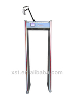 24zone Enhanced military Metal Detector with Camera for security checkpoints