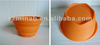 food grade silicone collapsible bowl