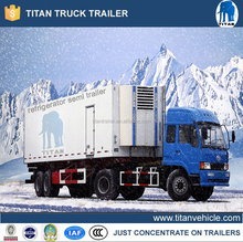 CIMC 30ft,40ft 45ft 48ft 53ft 2 Axles / 3 Axles refrigerated semi trailer