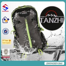 New sports 2015 20 liter waterproof backpack for hiking waterproof backpack climbing backpack