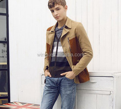 Excellent quality Cheapest jacket men's motorcycle style