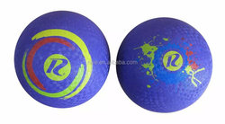 2015 high school inflatable rubber playground ball