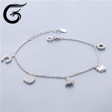 fashion design for silver jewellery of silver 925 bracelet