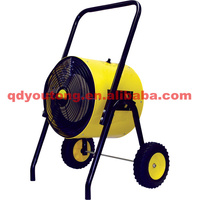 Drum Poultry Turbo Electric Air Fan Heater Blower