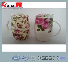 bone china coffee cup