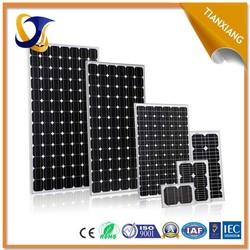 high power high efficiency 200 watt solar panel